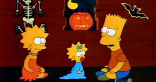 30 años de especiales de Halloween de Los Simpson