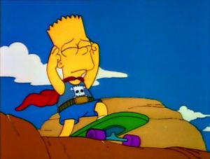 Bart, El Temerario
