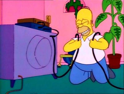 Homer Contra Lisa Y El Octavo Mandamiento