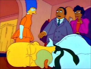 La Guerra De Los Simpson