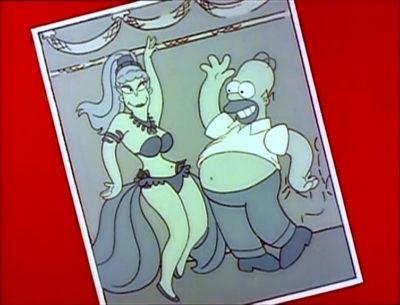 Homer Se Va De Juerga