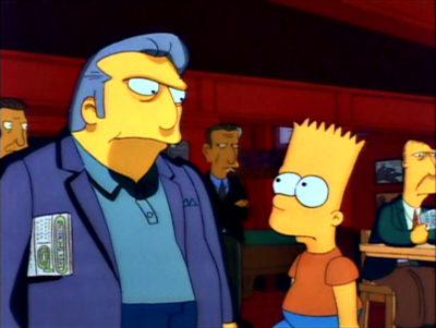 Bart, El Asesino
