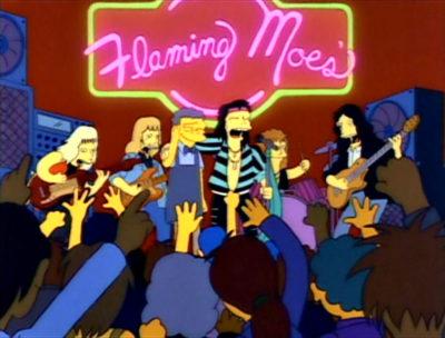 El Flameado De Moe