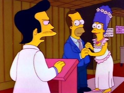 Me Casé Con Marge