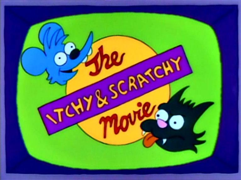 Los Simpson - Temporada 4 - Rasca Y Pica: La Película