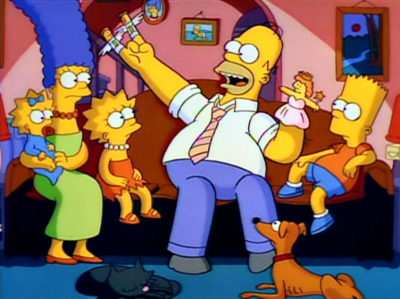 El Triple Bypass De Homer