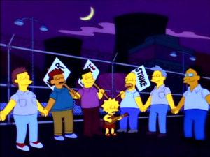 Última Salida A Springfield