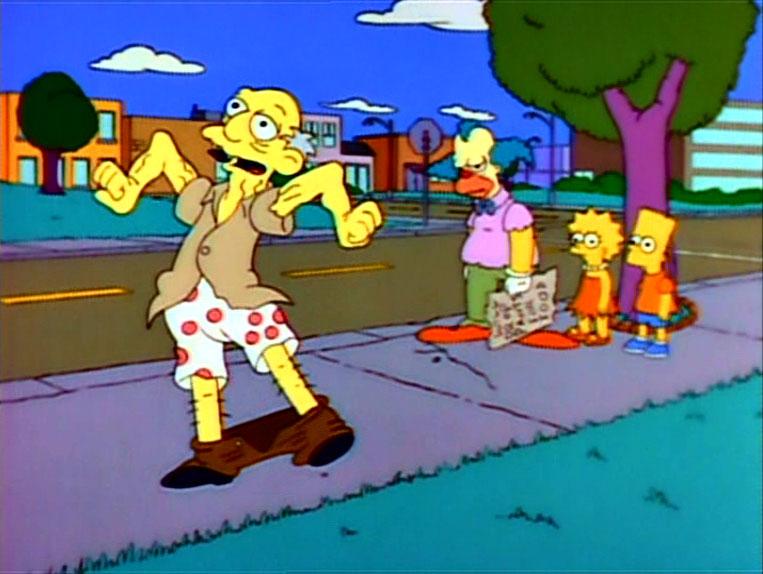 Los Simpson - Krusty Es Kancelado