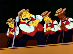 El Cuarteto Vocal De Homer