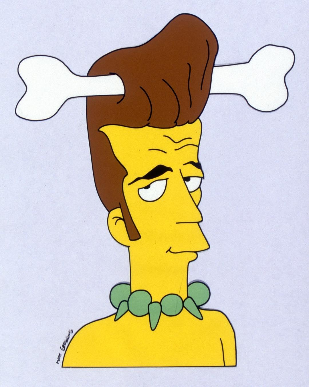 """Imagen promocional de la temporada 4 de Los Simpson: """"Krusty Es Kancelado"""""""