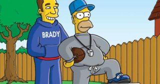 El Pase Desespiadoso De Homer Y Ned