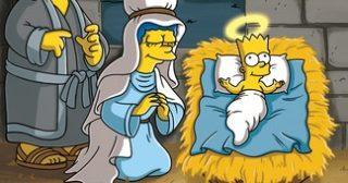 Cuentos De Navidad De Los Simpson