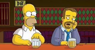 Homer Simpson, Esta Es Su Esposa