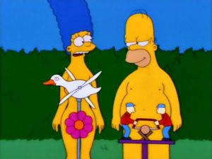 Marge, ¿Puedo Acostarme Con El Peligro?