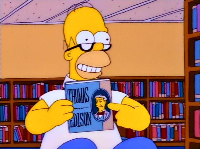 Los Simpson - Temporada 10 - El Mago De Evergreen Terrace