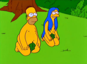 Historias Bíblicas De Los Simpson