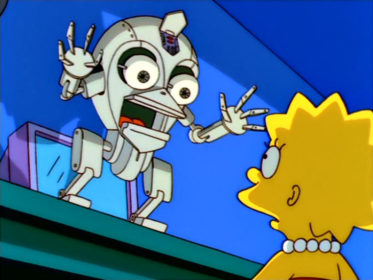 """Los Simpson, episodio: """"El Timo De Los Reyes Magos"""""""