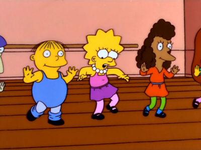 El Último Baile De Claqué En Springfield