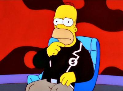 El Ordenador Que Acabó Con Homer