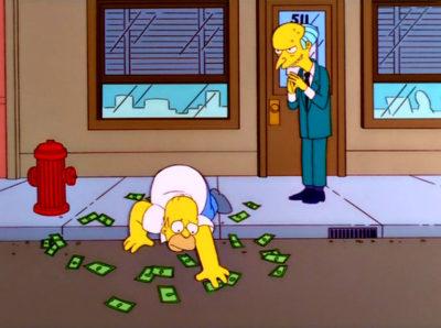 Homer Contra La Dignidad
