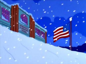 Skinner Y Su Concepto De Un Día De Nieve