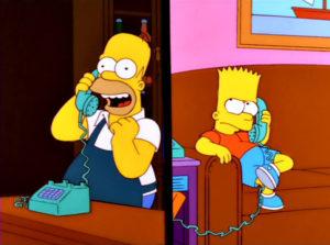 Homer, El Moe