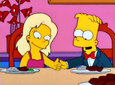 Bart Quiere Lo Que Quiere