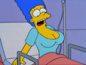 Marge La Pechugona