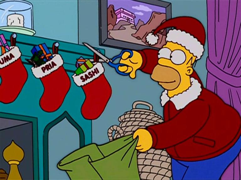 """Los Simpson, episodio: """"Ya Llegó La Decimoquinta Temporada"""""""