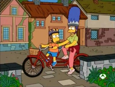 El Envenenamiento Del Hijo De Marge