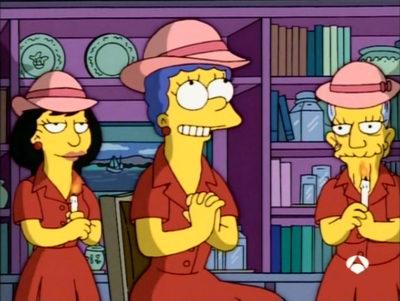 Las Últimas Mamás Sombrero Rojo