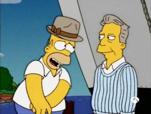 La Prueba De Paternidad De Homer