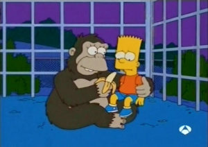 Bart Tiene Dos Mamás