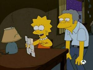 Moe, No Lisa