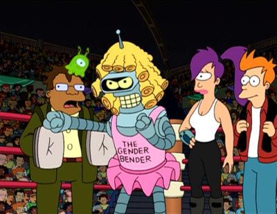 Bender Salvaje