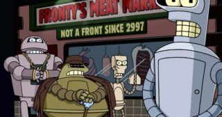Bender Ingresa En La Mafia