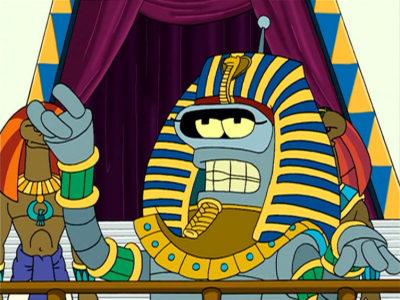 Un Faraón Inolvidable
