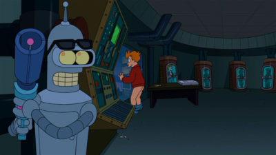 El Gran Golpe De Bender (Parte 2)