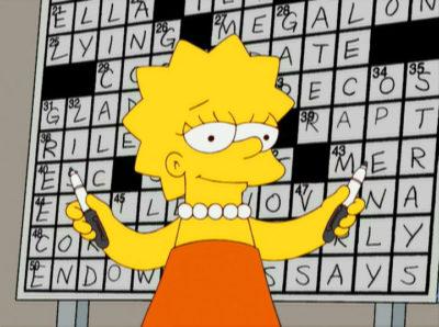Homer Y Lisa Tienen Unas Palabras