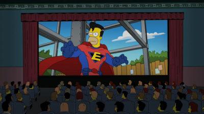 El Súper Homer