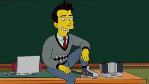 Bart, Cero En Conducta