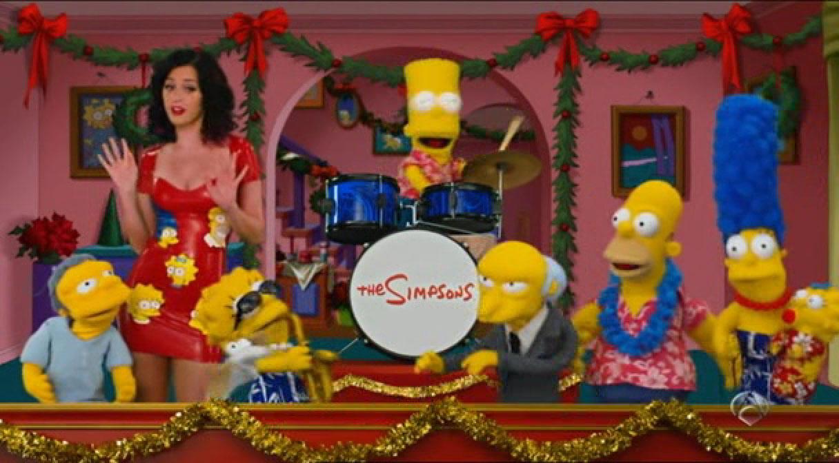 """Los Simpson, episodio: """"La Pelea Antes De Navidad"""""""