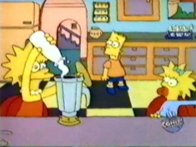 Bart's Hiccups