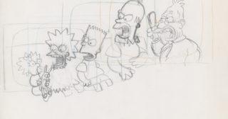 Shut Up Simpsons