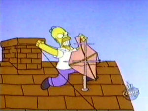 T.V. Simpsons