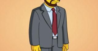 Homer, El Padre