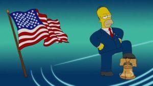 Políticamente Inepto, Con Homer Simpson