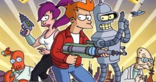 Futurama se repite en Comedy Central España desde este viernes