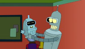 Los Robots Y La Cigüeña