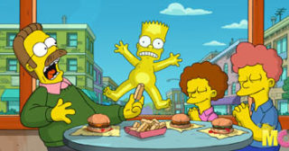 Los Simpson, La Película
